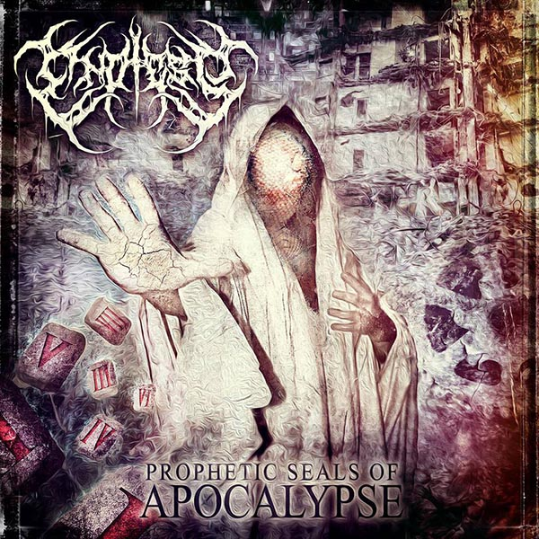 "ENDLESS (ESP) ""Prophetic seals of apocalypse"" CD 2014 (Until Now Records)"