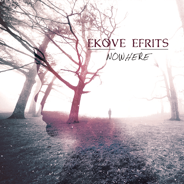 "EVOKE EFRITS (IRA) ""Nowhere"" CD 2013 (Hypnotic dirge records)"