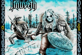 "ITNUVETH (ESP) ""The way of the berserker"" CD 2014 (Xtreem Music)"