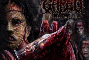 """GAPED (AUSL) """"The murderous infection"""" CD 2014 (Lacerated Enemy Records)"""