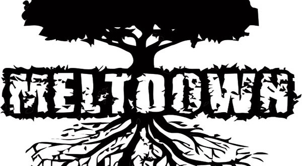"MELTDOWN (ESP) ""Meltdown"" CD EP 2014 (Autoeditado)"