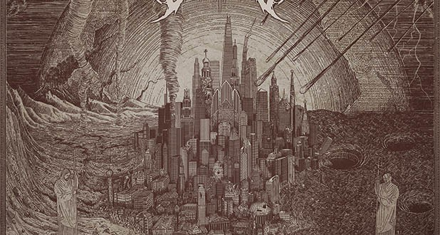 """DESTROYING DIVINITY (CZE) """"Hollow Dominion"""" CD 2014 (Lavadome Productions)"""