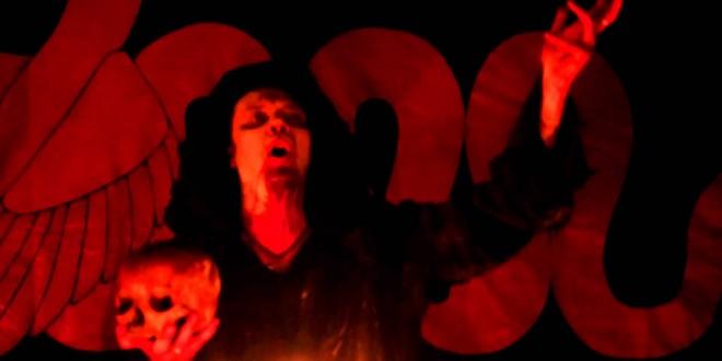 "LVCIFYRE (GBR) ""Sun eater"" (Video oficial)"