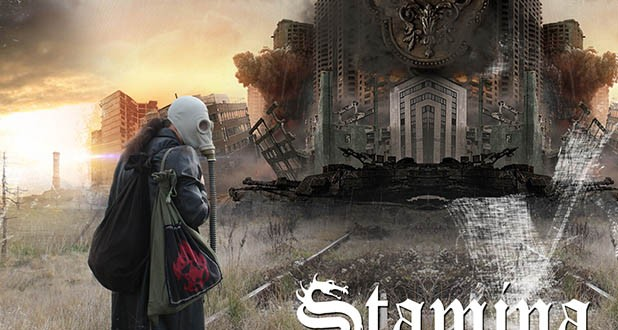 "STAMINA (ITA) ""Perseverance"" CD 2014 (Worm Hole Death)"