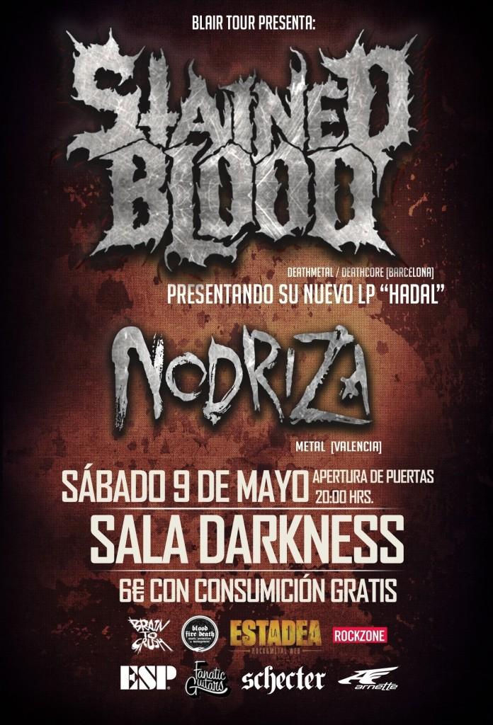 Stained Blood + Nodriza