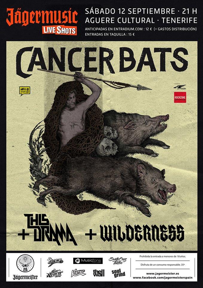 Cancer bats - rockzone